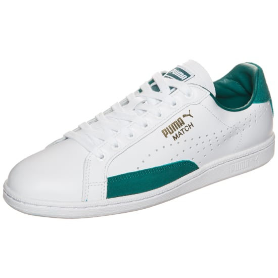 Puma Match 74 UPC Sneakers Hommes blanc-or