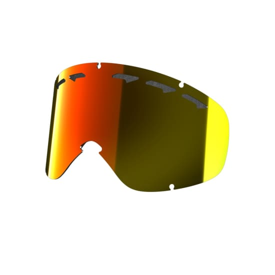 Oakley 02XS REPLACEMENT LENS SNOWBOARDBRILLE rot
