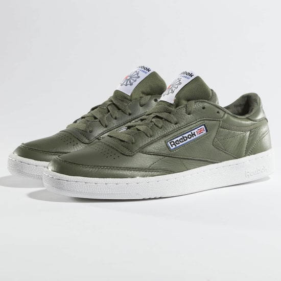 Reebok CLUB C 85 SO SNEAKERS Herren grün