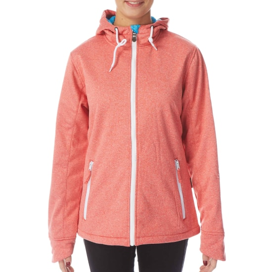 Light CITA SNOWBOARDJACKE Damen lila