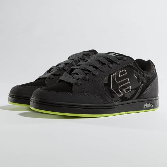Etnies METAL MULISHA SWIVEL SNEAKERS Herren grau