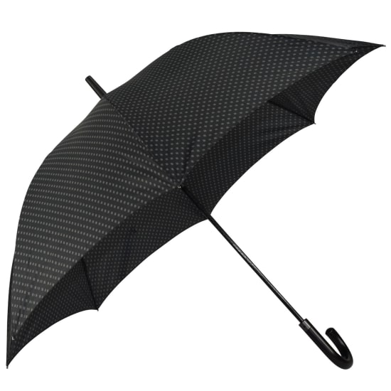 Happy Rain GOLF AC KINEMATIC STOCKSCHIRM 95 CM schwarz