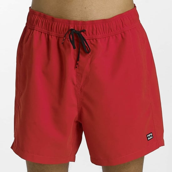 Billabong BADESHORTS ALL DAY LB 16 Herren rot