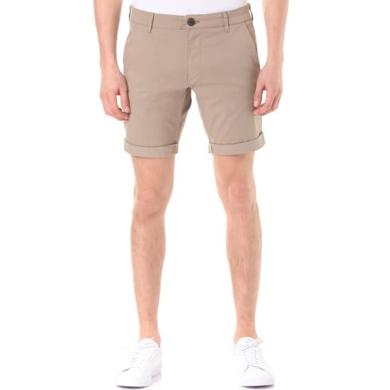 Selected SHHPARIS ST SHORTS Chino Herren beige