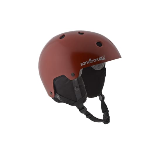 Sandbox LEGEND SNOWBOARD HELM rot