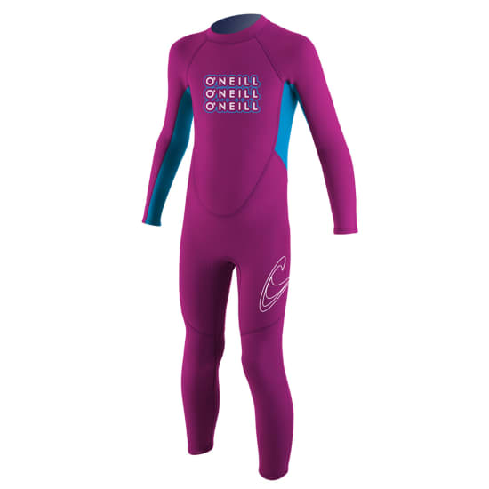 O'Neill Wetsuits REACTOR TODDLER FULL NEOPRENANZUG Kinder pink
