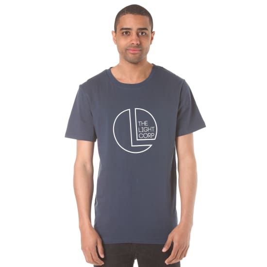 Light DBRING T-Shirt Herren blau