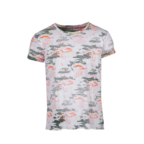 Chiemsee LUCAS T-Shirt Herren multicolor