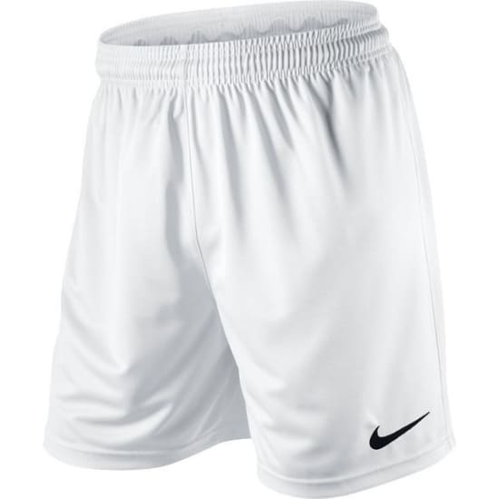 Nike SHORTS PARK KNIT Trainingshose Herren weiß