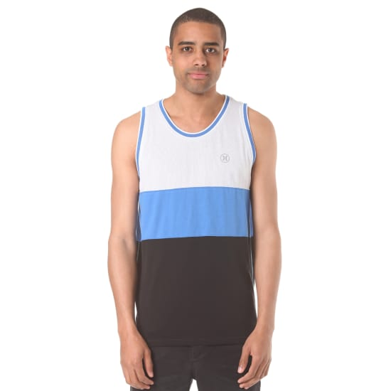 Hurley DRI-FIT THIRD T-SHIRT Tank Top Herren weiß