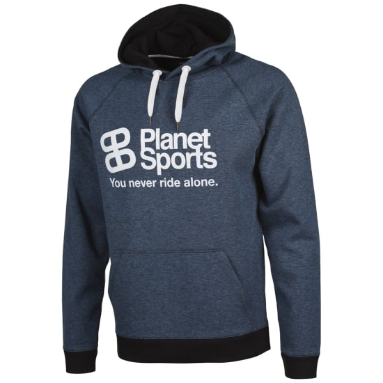 Lakeville Mountain PLANET KAPUZENPULLOVER blau