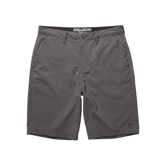 Billabong CROSSFIRE X STRIPE SHORTS Herren grau