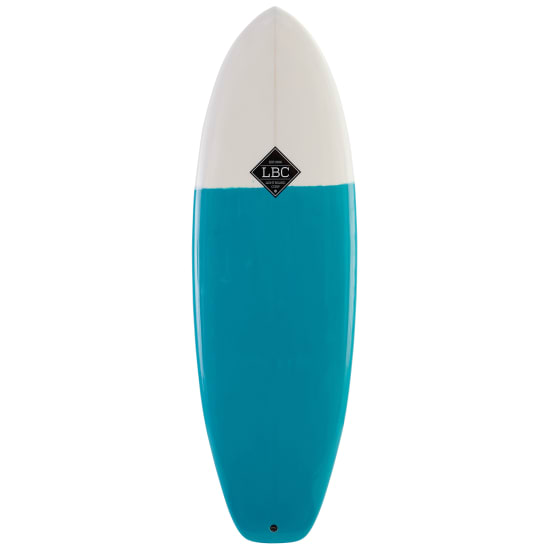 Light THE BOMB 6'0'' SURFBRETT Surfboard multicolor