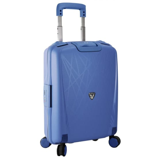 Roncato Light 4-Rollen Kabinentrolley 55 cm blau