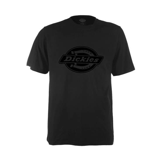 Dickies HS ONE COLOUR T-Shirt Herren schwarz