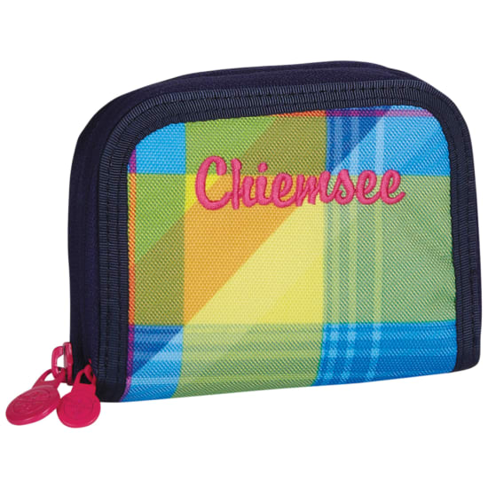 Chiemsee Sport Twin Zip Wallet Geldbörse 11,5 cm Damen multicolor