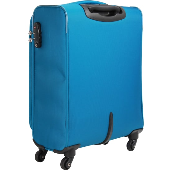 American Tourister by Samsonite Colora III Spinner 4-Rollen Kabinentrolley 55 cm blau