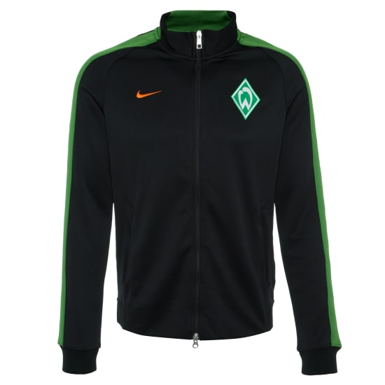 nike werder bremen authentic n98 track jacke herren. Black Bedroom Furniture Sets. Home Design Ideas