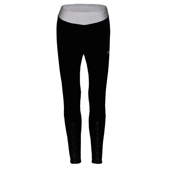 TAO LANGE HOSE W'S ACCELERATION TIGHTS BRUSHED Damen schwarz