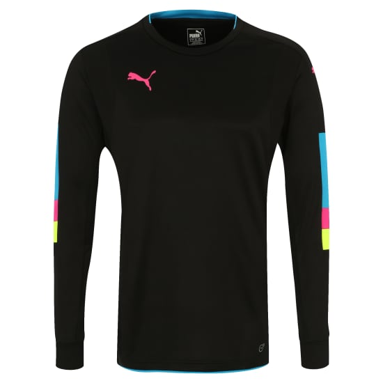 Puma TOURNAMENT TORWARTTRIKOT Herren schwarz-blau