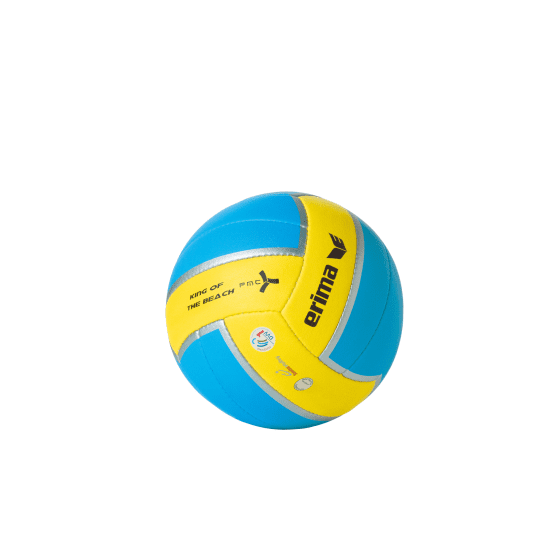 Erima Volleyball King of the Beach Spielball 2011 blau-gelb