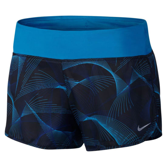 Nike Flex Short 3In Rival Printed Shorts de running Femme noir