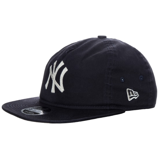 New Era 9FIFTY MLB CHAIN STITCH NEW YORK YANKEES Cap blau