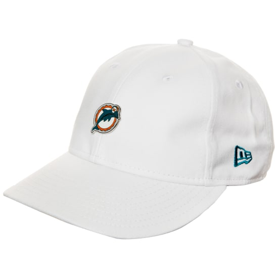 New Era 9FIFTY NFL BADGE MIAMI DOLPHINS Cap weiß