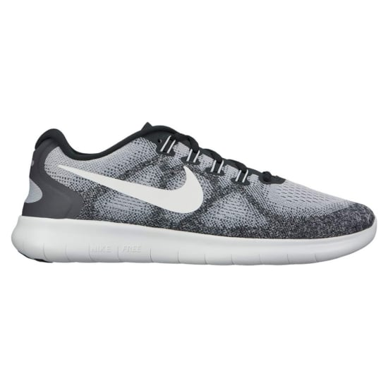 Nike Free Run 2 - Natural Laufschuh - Damen Black/White