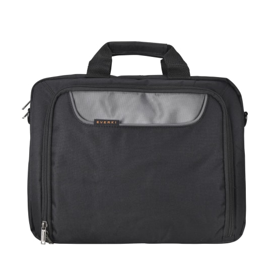 Everki ADVANCE 16 AKTENTASCHE 39,5 CM LAPTOPFACH Herren schwarz