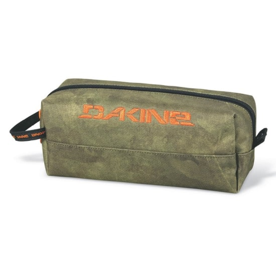 Dakine ACCESSORY CASE TIMBER Federtasche grün