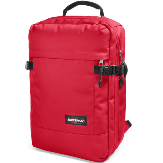 Eastpak Authentic Collection Weaber Rucksack 45 cm Laptopfach chuppachop red