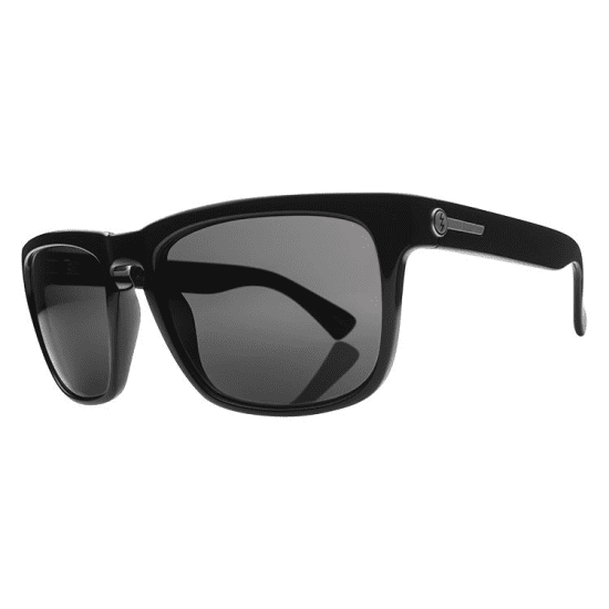 Electric KNOXVILLE GLOSS / MELANIN Sonnenbrille schwarz