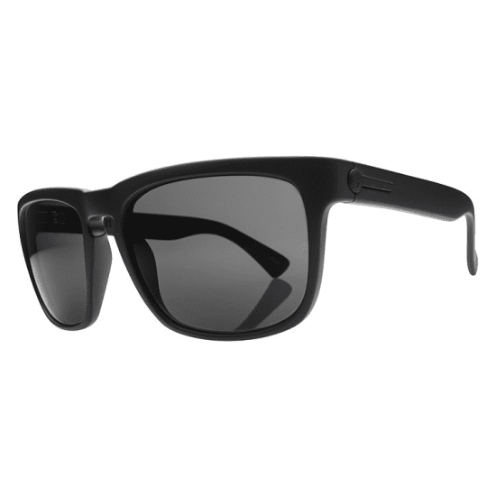 Electric KNOXVILLE MATTE / MELANIN Sonnenbrille schwarz