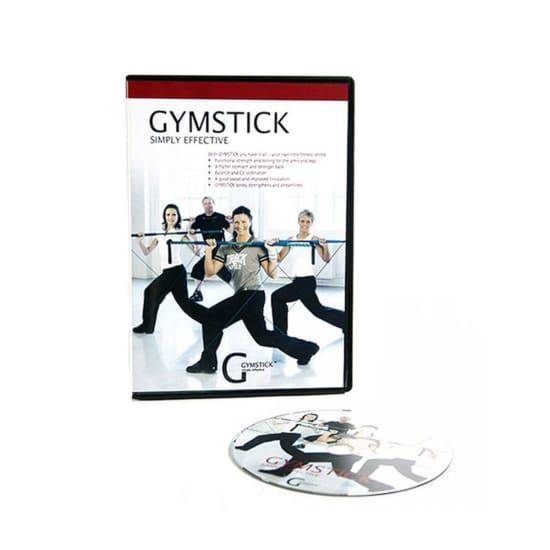 Gymstick Simply Effective DVD multicolor