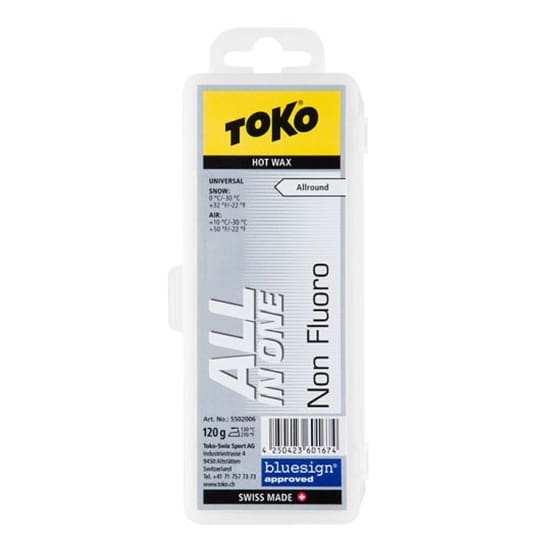 Toko ALL-IN-ONE WAX 120G Grip Pad
