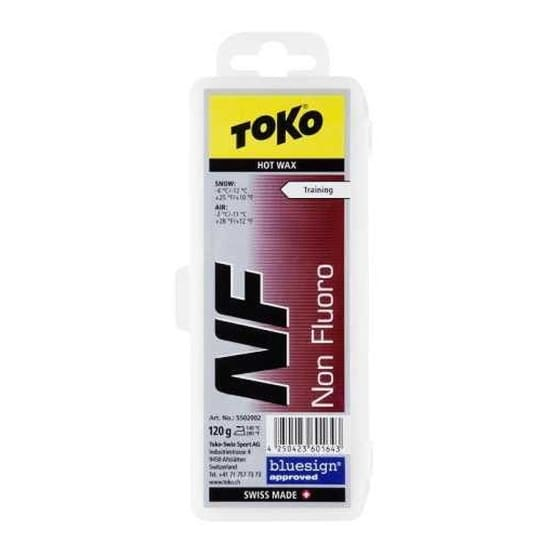 Toko NF HOT WAX RED 120G Grip Pad rot