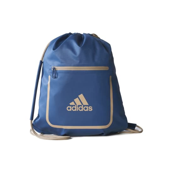 adidas TRAINING GYM BAG blau