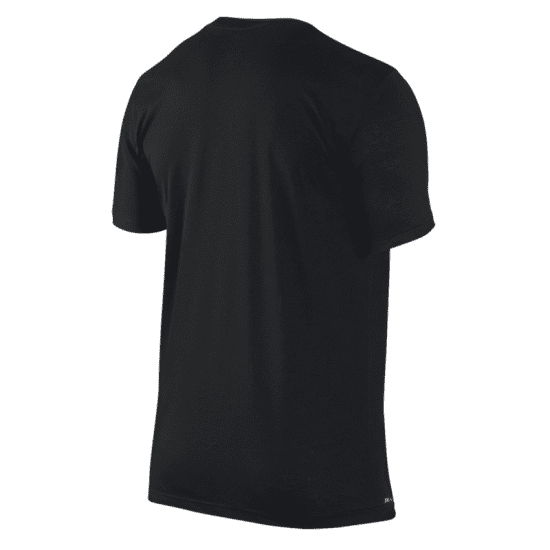 Nike KOBE DRI-FIT TRON FACE T-Shirt Herren schwarz-orange