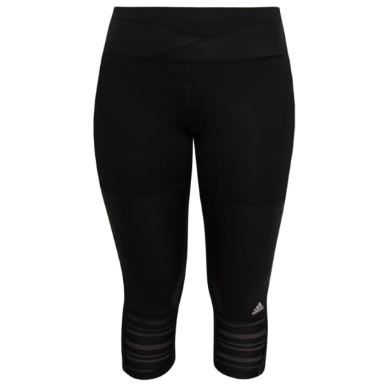 adidas SUPERNOVA 3/4 TIGHT Damen schwarz