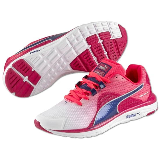 puma faas 500 v4 laufschuhe damen pink lila vaola. Black Bedroom Furniture Sets. Home Design Ideas
