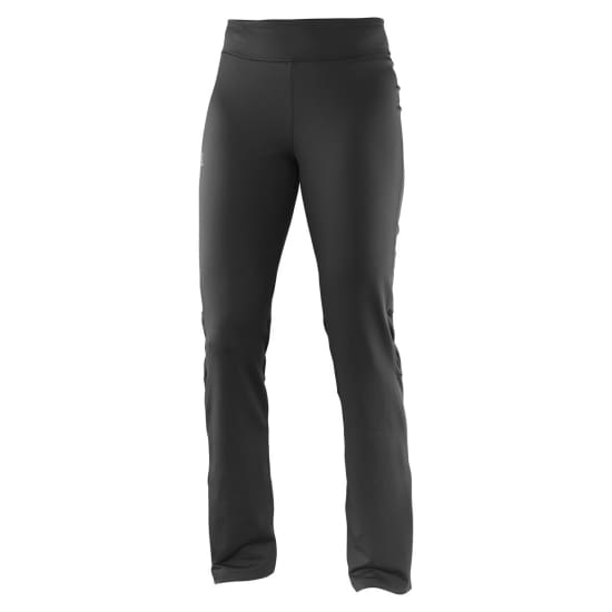 Salomon PARK WARM PANT Lauftight - Lang Damen schwarz