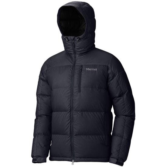 Marmot Guides Down Hoody Down Jacket Men Black Vaola