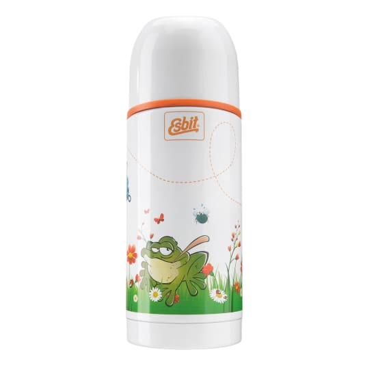 Esbit Thermosflasche Frosch Kinder multicolor