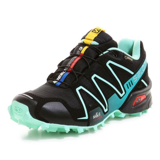 salomon speedcross 3 gtx trail running shoes women. Black Bedroom Furniture Sets. Home Design Ideas