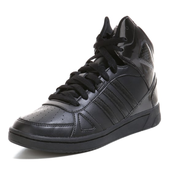 reputable site edf07 1bf7a adidas neo hoops team mid sneakers