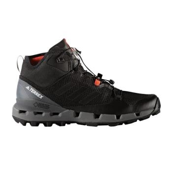 ecff3e70836290 -25% adidas TERREX FAST MID GTX-SURROUND Trekkingschuhe Herren schwarz-rot  ...