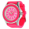 Juicy Couture ARMBANDUHR RICH GIRL rot-pink