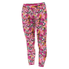 adidas Adidas Workout Long Tight Flowers Collant de running Femme rose