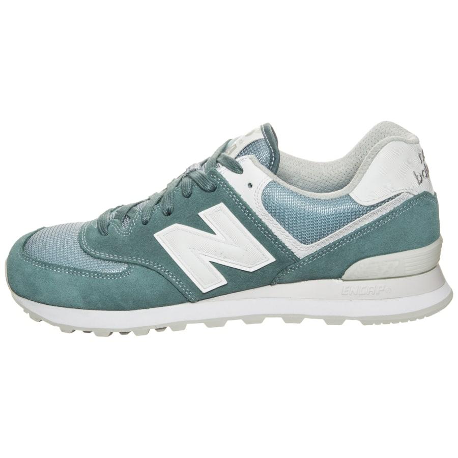 »Ml574-seg-d« Sneaker, grün, grün-weiß New Balance